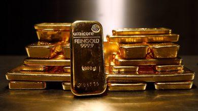صورة الذهب يصعد بفعل ضعف الدولار