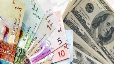 صورة الدولار يستقر أمام الدينار عند 0.302 واليورو يرتفع الى 0.355