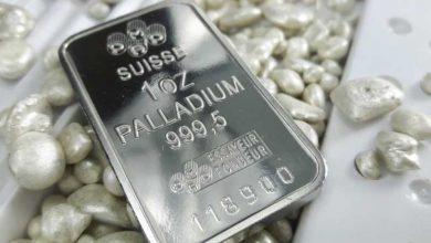 صورة البلاديوم يتجاوز 3000 دولار .. لأول مرة