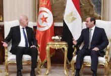 صورة السيسي : تعاون مصري تونسي لتجفيف مصادر تمويل الإرهاب ومواجهة الفكر المتطرف