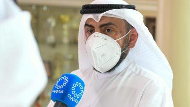 صورة وزير الصحة: العملية الانتخابية جزء من ديمقراطيتنا وتسير بشكل ممتاز ومنظم