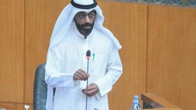 صورة الوسمي لرئيس مجلس الوزراء: حياك الله في بيت الشعب تقبل ونقبل بقرار الأمة