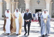 صورة رئيس مجلس الأمة يتوجه لجنيف ممثلا للبرلمانات العربية للاجتماع مع رئيس (البرلماني الدولي)