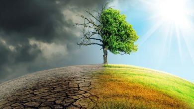 صورة المناخ العالمي يشهد تغيراً ملحوظاً في السنوات الأخيرة أدى الى حدوث كوارث طبيعية