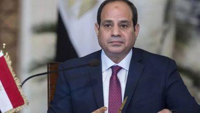 صورة الرئيس المصري يطلق الاستراتيجية الوطنية لحقوق الإنسان