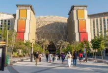صورة فعاليات متنوعة في (اكسبو دبي) تضيف اجواء مميزة للمعرض وتعكس العديد من الثقافات