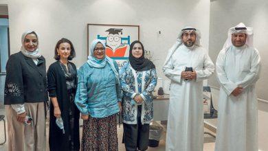 صورة أسامة الشاهين يزور جمعية (أبي أتعلم) ويثني على جهود الكادر التطوعي